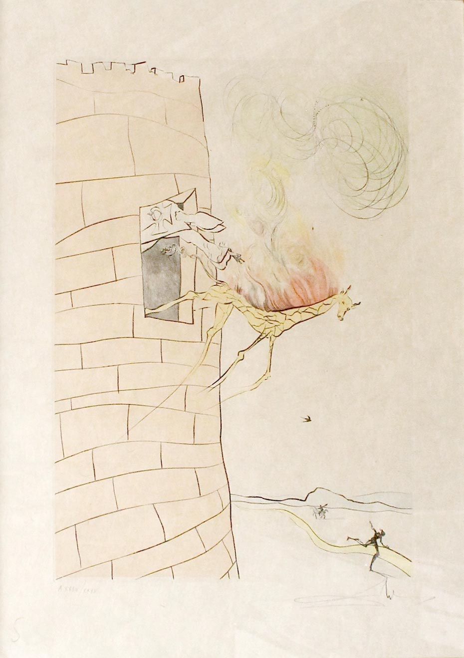 Le Grand Inquisiteur chasse le serviteur (Der Großinquisitor verstößt den Heiland)