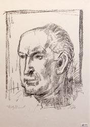 Bildnis Friedrich Bienert
