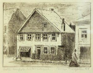 Ecke Hochstraße Lüdenscheid