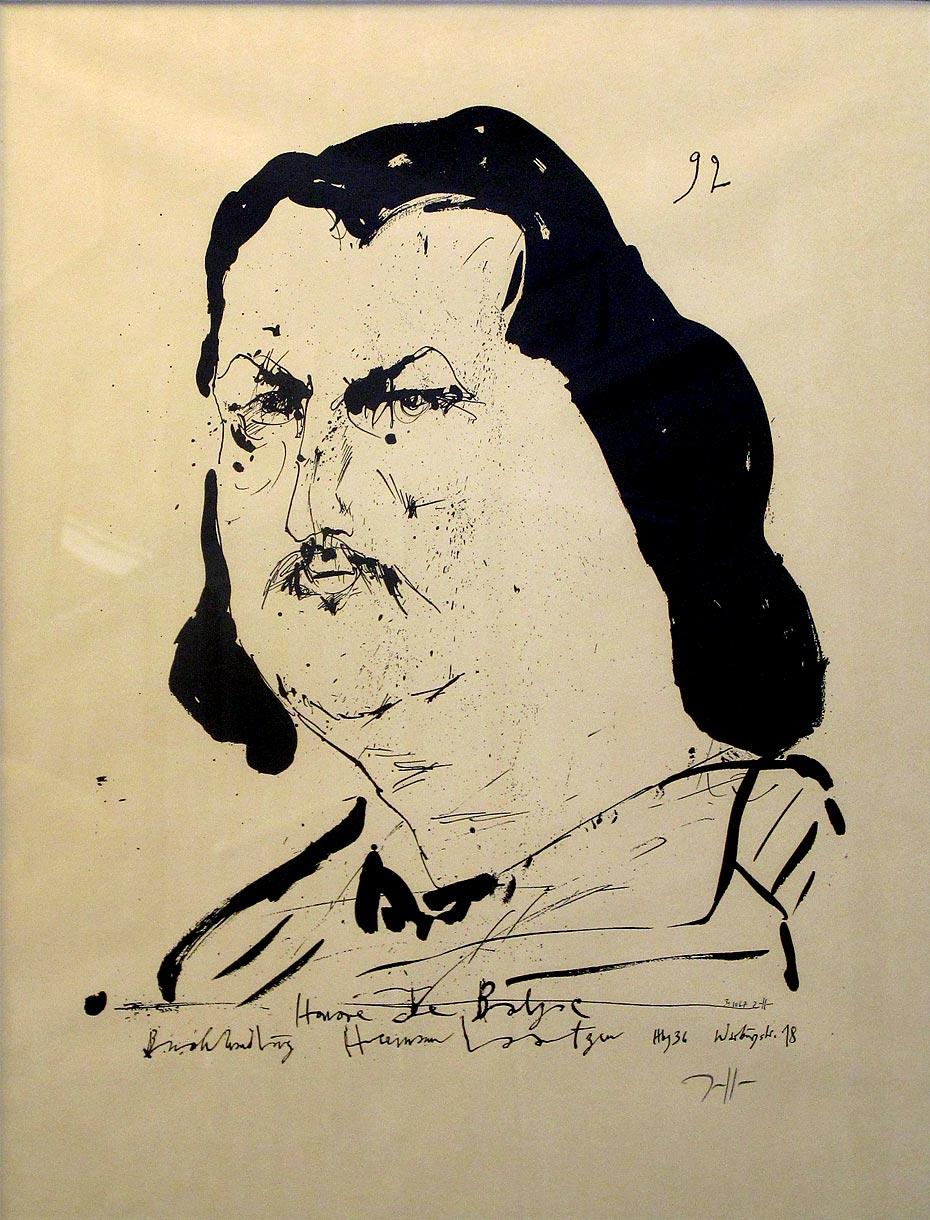 Honore de Balzac