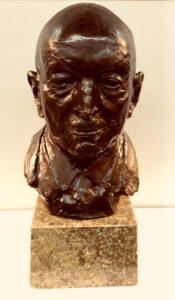 Georg Kolbe, August von Thyssen
