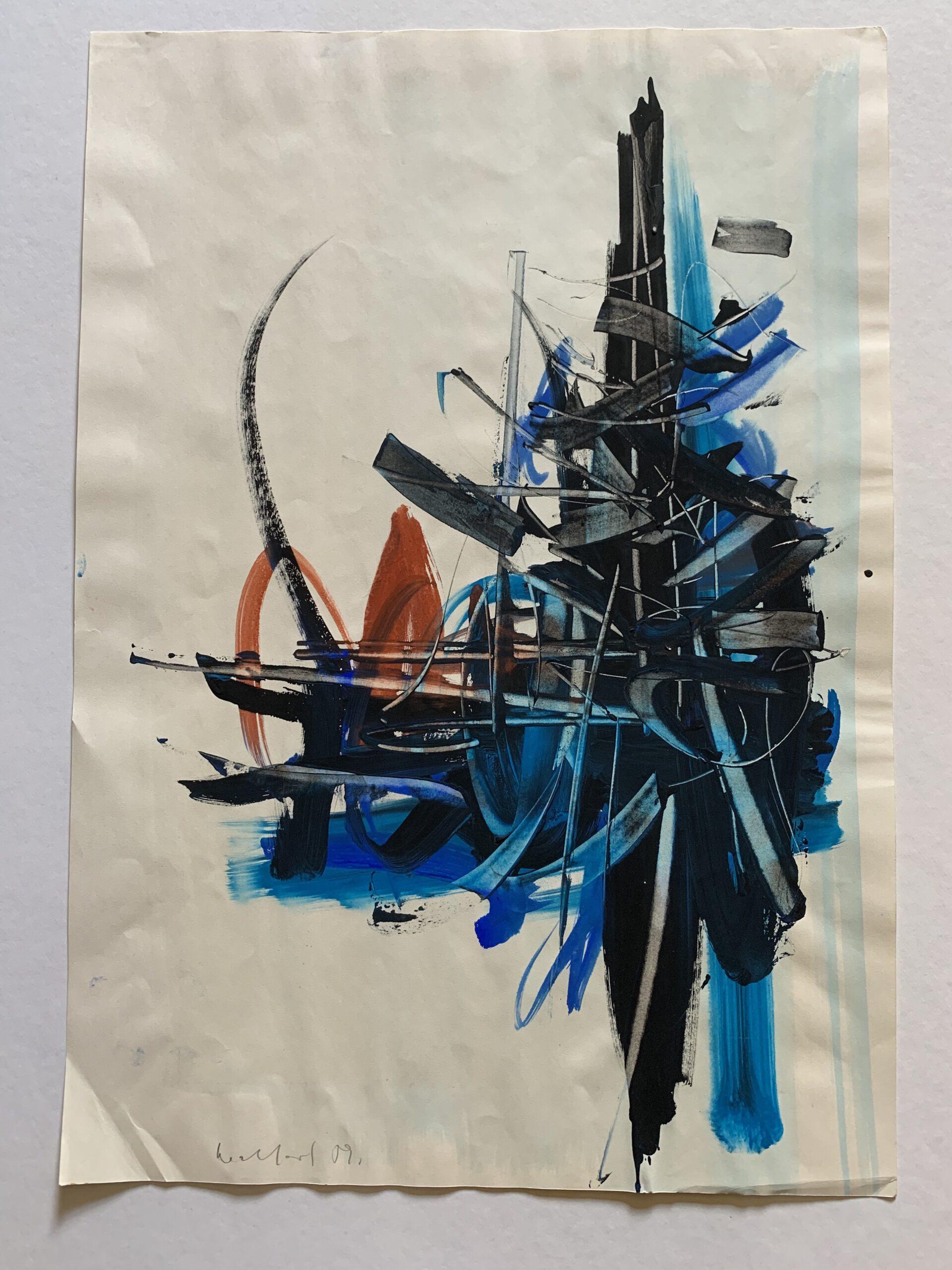 Philipp Weichberger, Farbkomposition, lot 5